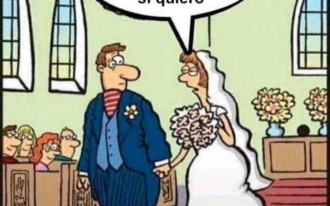 Estrenando el matrimonio