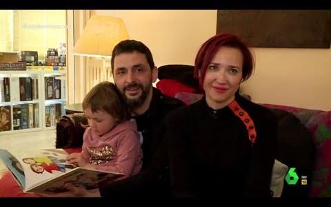 La familia 100% vegana que ha forzado un menú vegano para sus dos hijas en el colegio