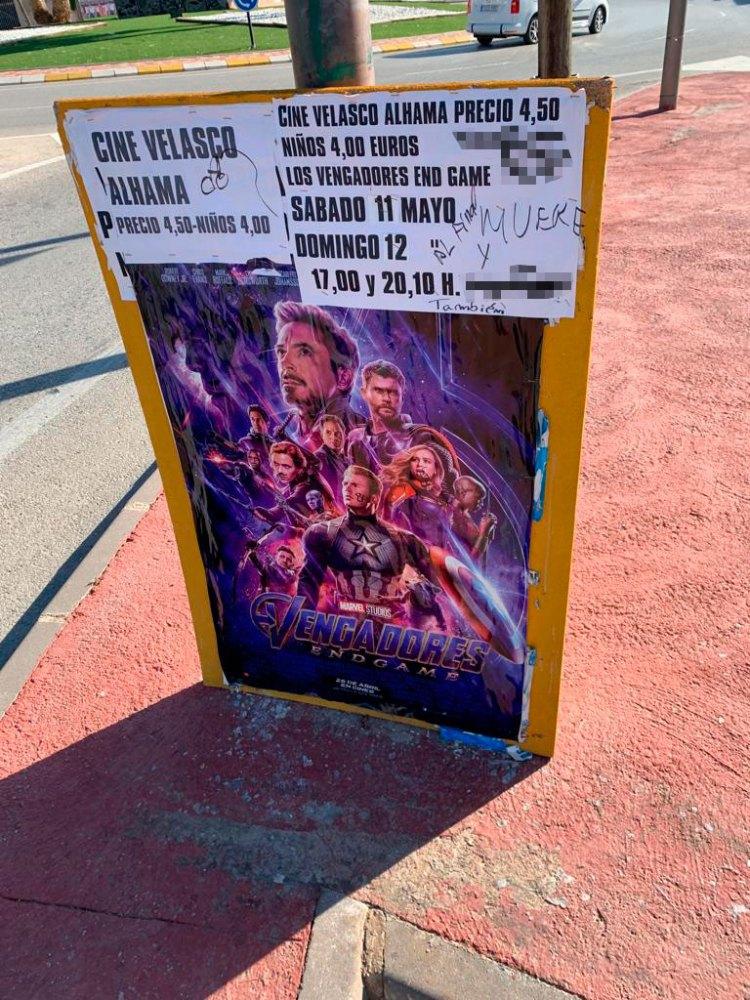 Cuando el propio cartel te espoilea la película