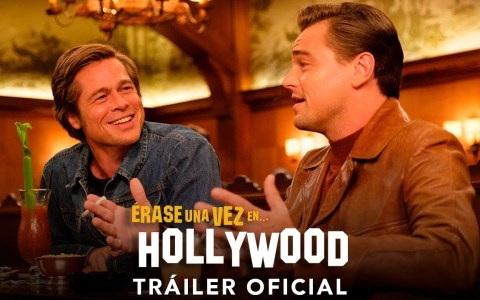 Trailer: Érase una vez en... Hollywood