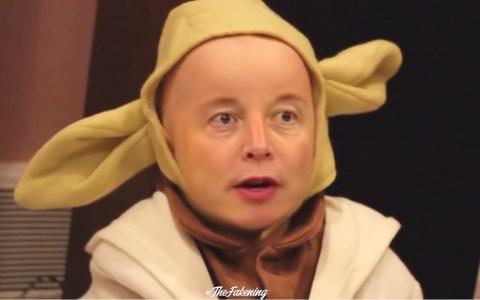 [VÍDEO] Un bebé con la cara de Elon Musk