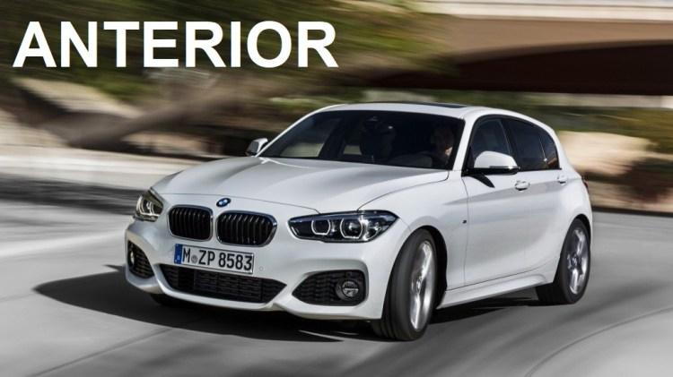 - Oye BMW, deberías arreglar la trasera del Serie 1, es un poco regulera