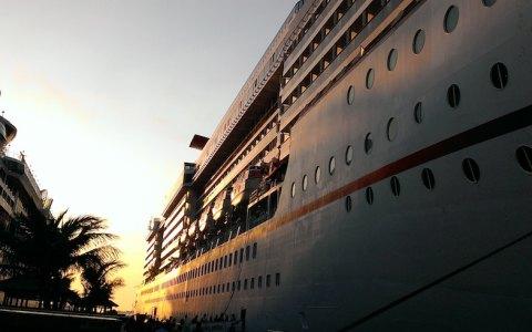 Un crucero contamina como 5 millones de coches