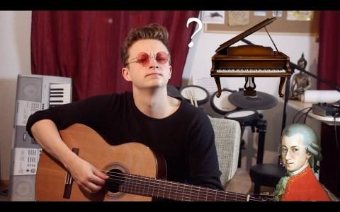 Cuando eres guitarrista pero solo sabes tocar cachos de canciones famosas