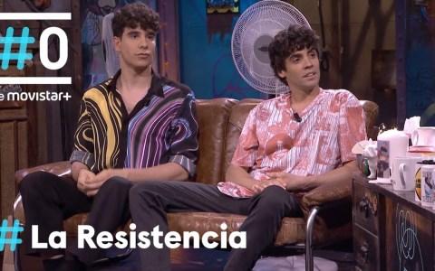 Los Javis visitan La Resistencia