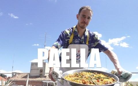 Pantomima Full - Paella