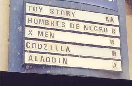 Estamos en el Día de la Marmota del cine
