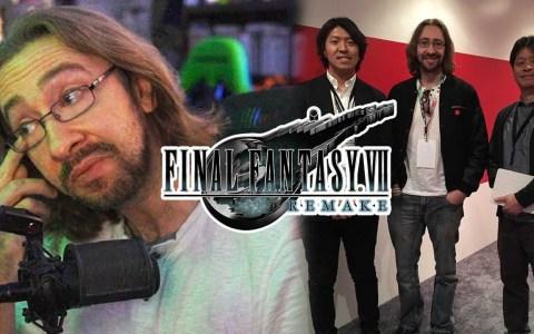 Youtuber se emociona después de descubrir que los creadores del Final Fantasy VII Remake vieron su viejo vídeo de reacción, para inspirarse a la hora de crear el remake del juego.