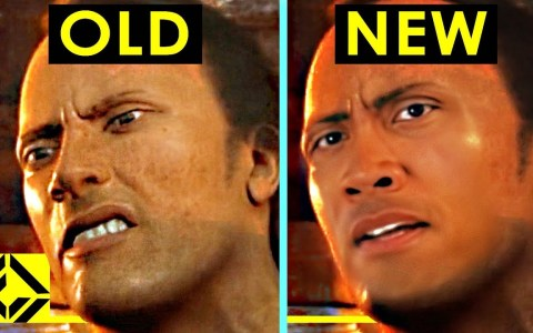 Arreglando el peor CGI de la historia del cine