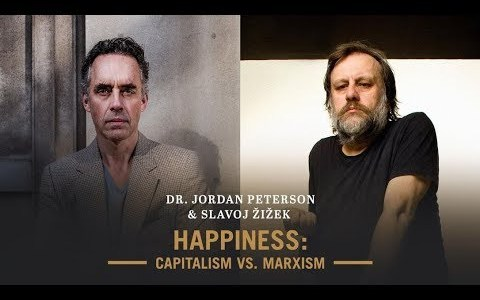Jordan Peterson vs Slavoj Zizek