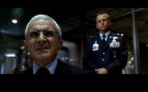 Terminator 3, escena eliminada: El Sargento Candy