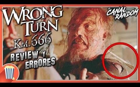 Errores de películas: Camino hacia el Terror 2