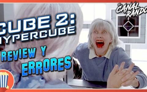 Errores de películas | CUBE 2: HYPERCUBE