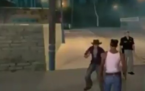 Estúpidos y racistas programadores del GTA...