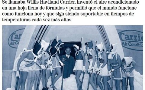 No todos los héroes llevan capa: GRACIAS Willis Haviland