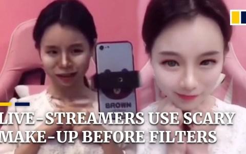 ¿Te gusta una streamer asiática? pues cuidado, podría ser tu abuela