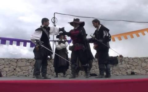Destreza: el arte de la esgrima española