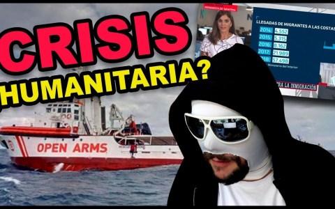 Open Arms, mafias e inmigración | UTBH