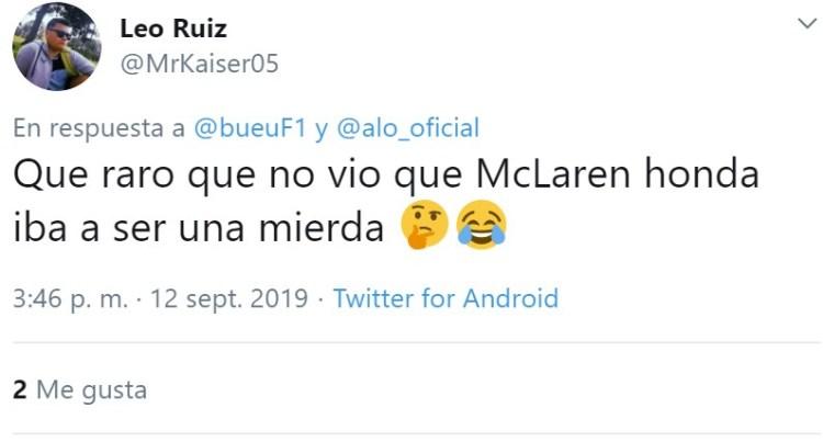 Cuando Alonso se convirtió en Nostradamus en 2013