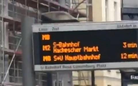 Cuando vas de vacaciones a Alemania