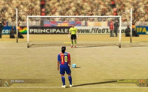 Tiros de penalty en el FIFA desde el 94 al 19