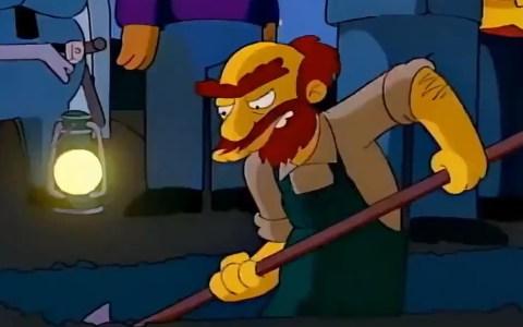 La exhumación de Franco ya la predijeron los Simpsons.