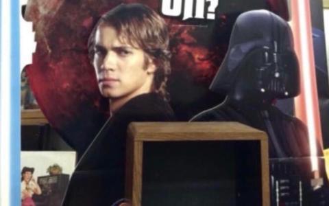 No has visto una peli de Star Wars en tu vida, Hulio...