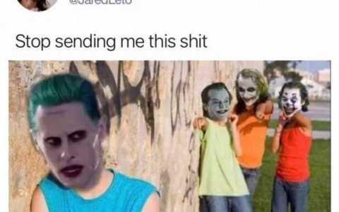 Pobre Jared...
