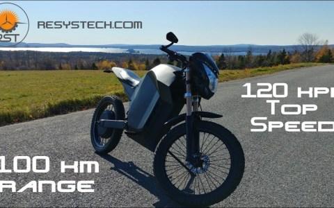 Construyendo una moto eléctrica desde 0
