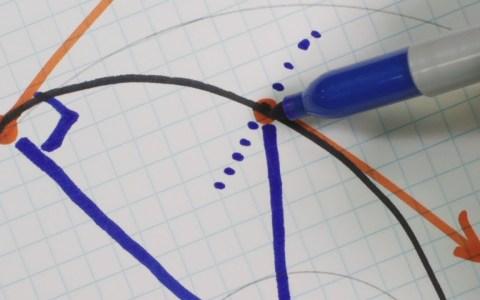 Vsauce demuestra de forma muy visual cómo funciona la conservación del momento angular