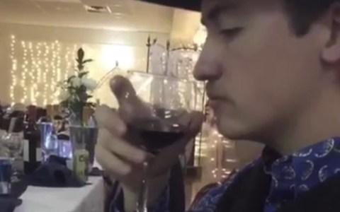 El sabor del vino es importante, pero también tiene que entrarte por los ojos