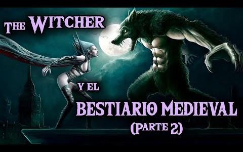 Bestiario Medieval: El origen de vampiros y hombres lobo