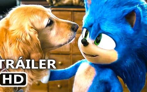 Bueno, pues así queda definitivamente la peli de Sonic