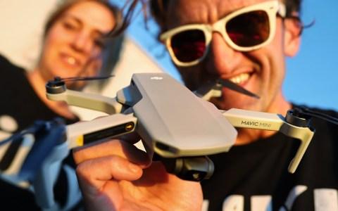 Mavic Mini: el drone de los 400€