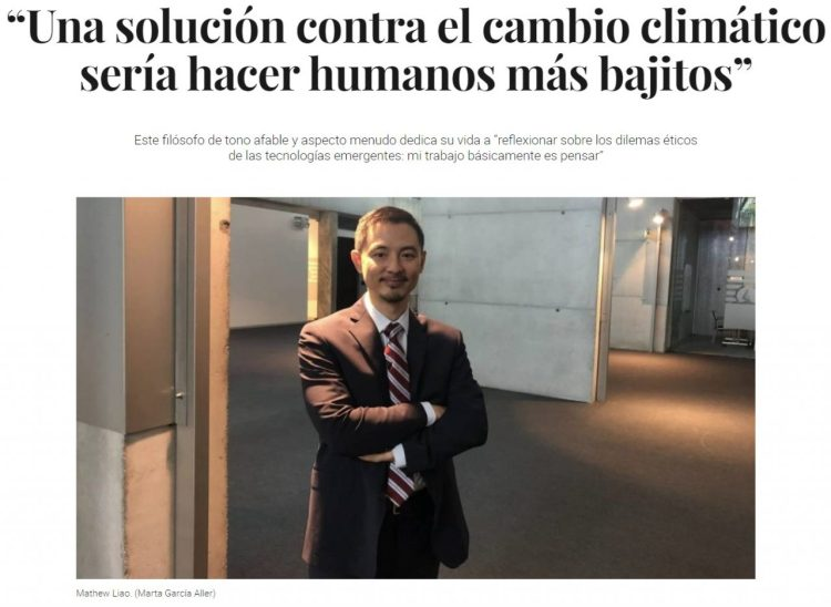 Pablo Motos, premio de ecología mundial 2019