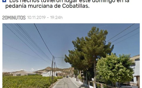 Hay una nueva heroína en Murcia
