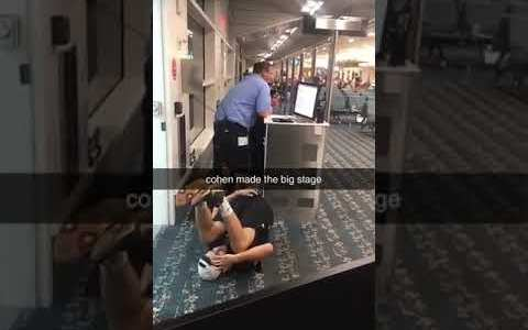 TURBOPEDO en el aeropuerto internacional de Orlando