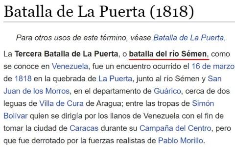El río más caudaloso de Venezuela