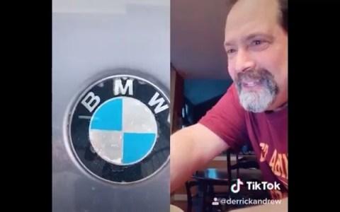 Cómo sorprender a un conductor de BMW con algo que no conoce sobre su coche