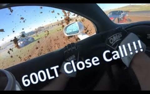 Cosas que pueden pasar si vas con tu coche de +200.000€ a hacer tandas en un circuito