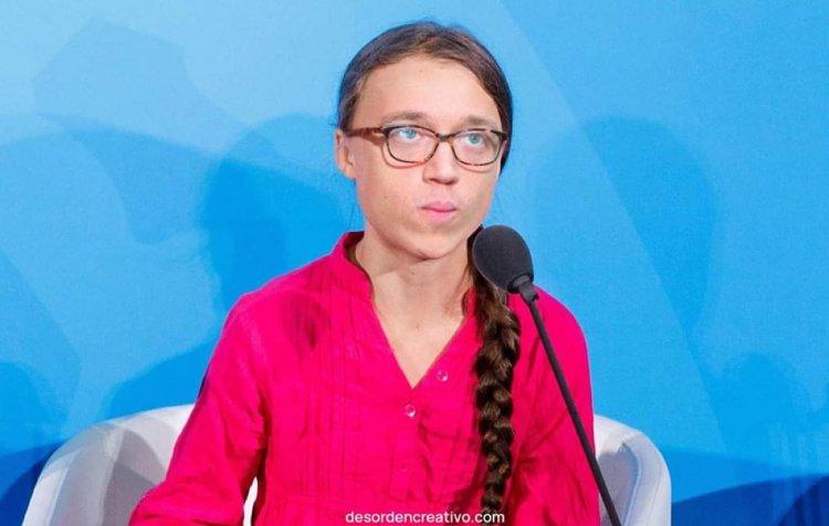 Greta Thumberrejón