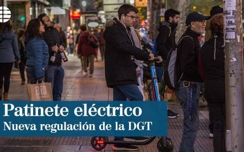La DGT ha hablado: los patinetes que superen los 25Km/h estarán totalmente prohibidos bajo multaca de 500 euros