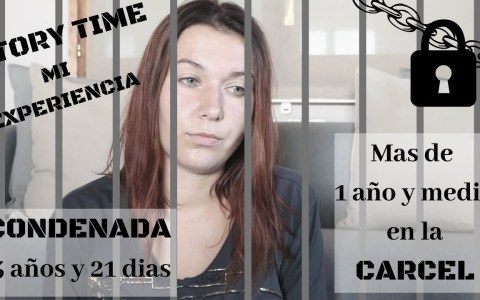Una youtuber cuenta cómo acabó en la cárcel por contrabando de hachís porque necesitaba dinero.