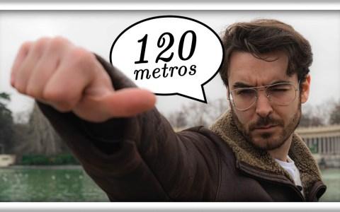 Cómo medir distancias usando solo una mano