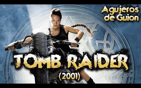 Agujeros de Guión: Tomb Raider 1 (Angelina Jolie)