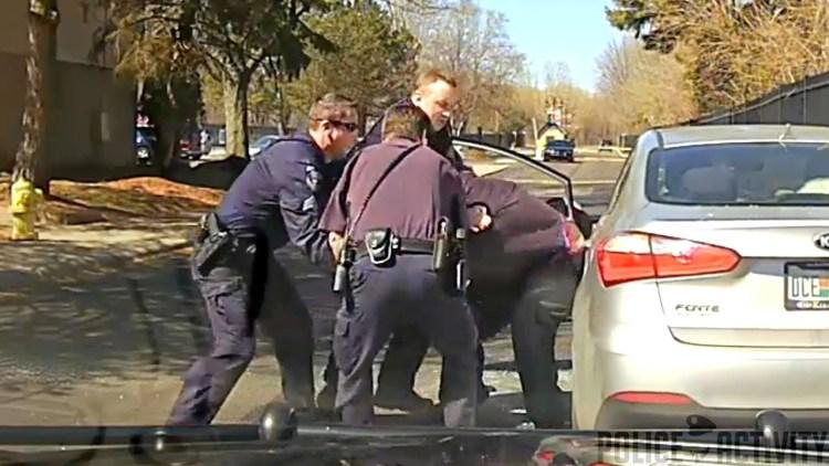 Esto es lo que pasa cuando no le proporcionas tu documentación a un Policía en EE.UU.