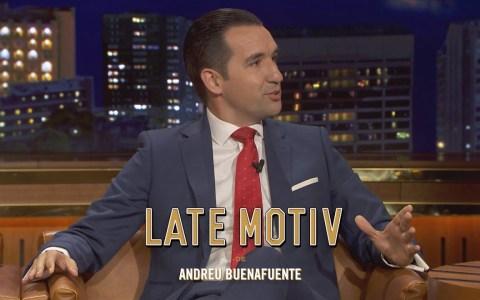 Hace casi 3 años Miguel Lago hablaba sobre los límites del humor en Late Motiv