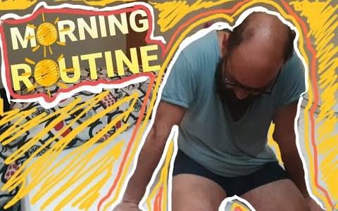 Ignatius Morning Routine