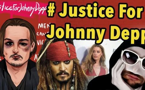 Johnny Depp: maltratado y denunciado #JusticeForJohnnyDepp | UTBH
