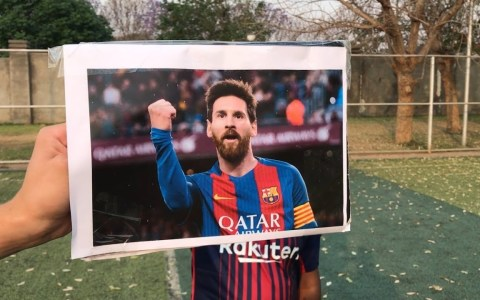 Sulinel Messi: La versión india de Leo Messi